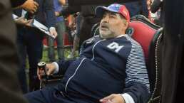 Cuarentena preventiva para Maradona para evitar riesgo de contagio