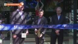 Se inaugura tienda oficial de la NBA en la Ciudad de México