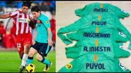 La anécdota del día que Messi ayudó a salvar 90 familias