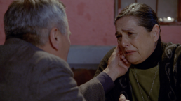 Damiana le rompe el corazón a Baldomero