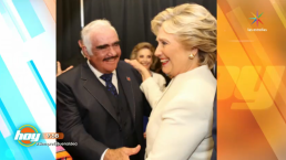 'Chente' Fernández, Angélica María y Los Tigres del Norte presenten en el debate