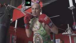 La 'Cobrita' González encontró la salvación en el boxeo