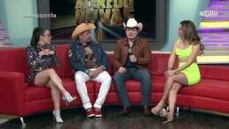 Con sus preguntas, Los Metiches pusieron en aprietos a Alfredo Olivas