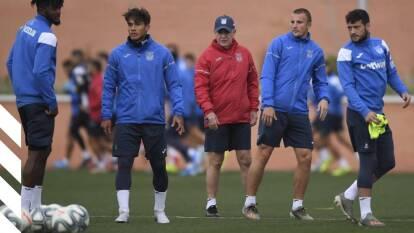 Javier 'el Vasco' Aguirre vuelve al futbol español para dirigir a su quinto equipo: el Leganés.