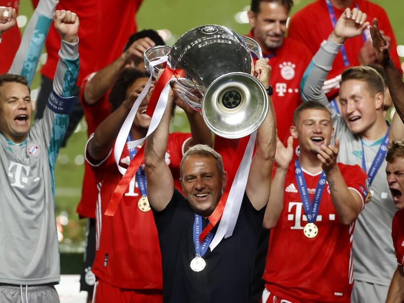APTOPIX Portugal Soccer Champions League Final