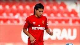 Repite Luka Romero en la convocatoria con el Mallorca