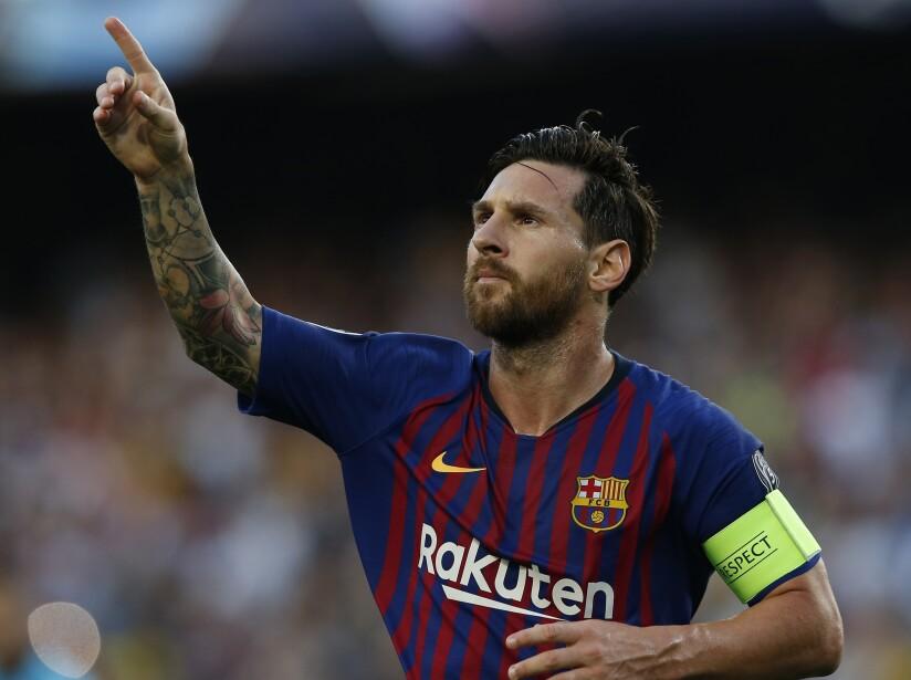 Soccer Barcelona Emblem