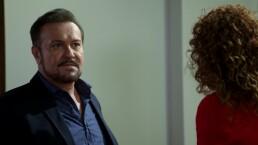 Braulio descubre a Julio con Maritza