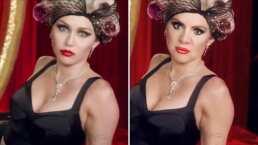 Erika Buenfil, igualita a Miley Cyrus en actitud, espíritu y hasta físico