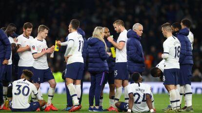 ¡Papelón del Tottenham! El Norwich City lo elimina de la FA Cup en penales y el equipo de Mou se pierde una copa más.