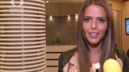 Claudia Álvarez, orgullosa de su personaje en 'Porque el amor manda'