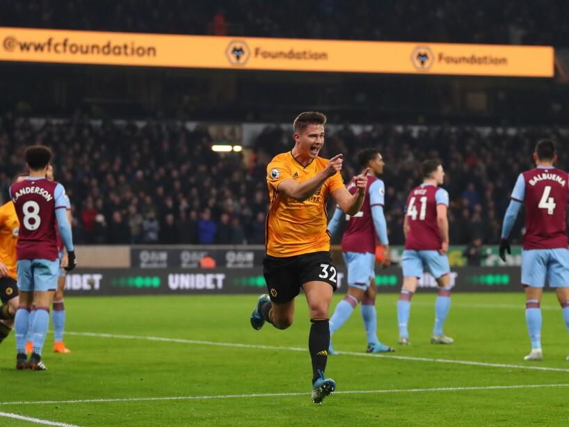 Wolverhampton Wanderers v West Ham United - Premier League