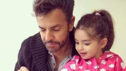 Video: Aitana, la hija de Eugenio Derbez, compone y canta una canción a los 5 años
