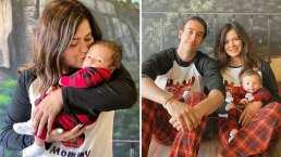Mariana Echeverría confiesa que sí quiere darle un hermanito a Lucca