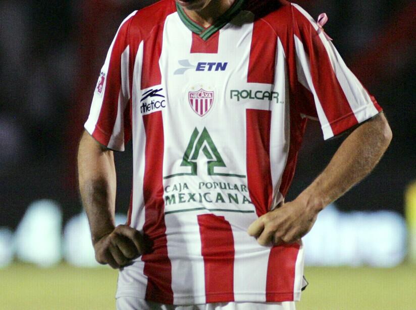 Monterrey v Necaxa - Apertura 2010