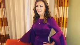 'Tuve que cambiar de talla de brasier': Laura Flores dice que la menopausia cambio su cuerpo