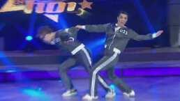 Mariazel y Yurem bailan coreografía inspirada en 'El Juego del Calamar'