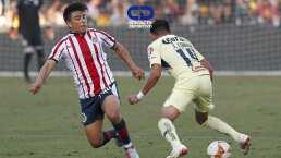 Se calienta el Chivas vs América con algunas declaraciones picosas