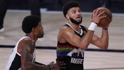 Los Angeles Clippers vencen 96 -85 a los Denver Nuggets y se quedan a una victoria de la final de conferencia.