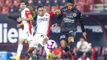 Xolos y Chivas no se hacen daño y empatan 0-0 en en el estadio de Tijuana.