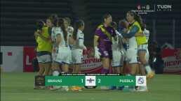 Juárez cae en casa 1-2 ante Puebla que sale del sótano
