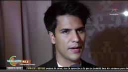 En exclusiva Luis Alberto Aguilera revela detalles de su carrera