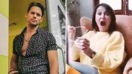 Daniela Romo se queda sin palabras con la confesión de Emmanuel Palomares