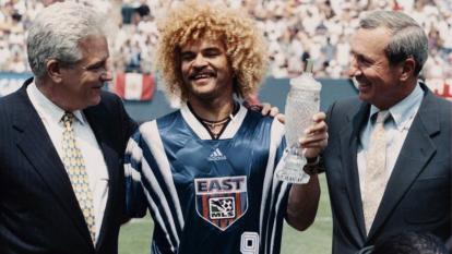 En 1996 se hicieron dos selectivos, la MLS Este contra la MLS Oeste, donde el Este salió victorioso por 3-2. El partido se jugó en el estadio de los Giants en East Rutherford, New Jersey. Carlos Valderrama se llevó premio de 'Jugador más Valioso' por su gran performance.