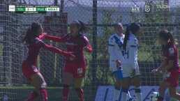 ¡Poco le duró el gusto al Puebla! Yamanic Martínez anota el 2-1