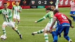 Lainez provoca un penal y Guardado juega en la victoria del Betis