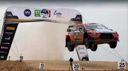 El Mundial de Rallies WRC en México se correrá hasta 2022