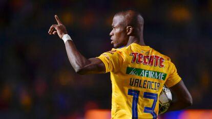 Luego de tres años en el club, Enner Valencia se va de Tigres y pondría rumbo hacia Europa.