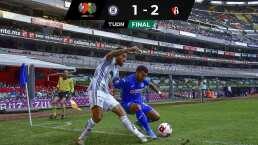 Cruz Azul inicia con el pie izquierdo y pierde con Atlas en casa