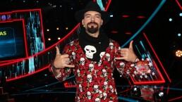 ¡Adrián Di Monte acepta el reto de imitar a Albertano!