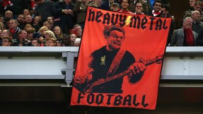 Regresar al Liverpool al protagonismo en la Premier League y en Europa han hecho que Klopp sea uno de los consentidos de la afición.