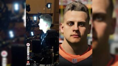 Joe Burrow | Así lucirán los nuevos talentos de la National Football League en el icónico videojuego de EA Sports.