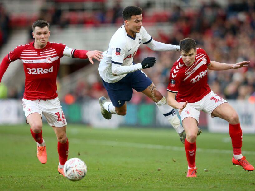 Middlesbrough FC v Tottenham Hotspur - FA Cup Third Round