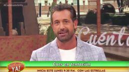ENTREVISTA: Gabriel Soto revela detalles de Caer en tentación