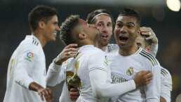 Plantel completo y el Real Madrid está de vuelta