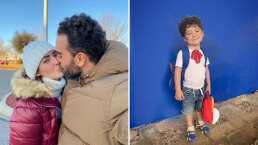 """""""¿Somos malos papás?"""": Ariadne Díaz y Marcus Ornellas se van de vacaciones sin su hijo"""