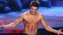 Estos son los secretos de Zac Efron, Chris Pratt y otros de los cuerpos más 'fitness' y 'hot' de Hollywood