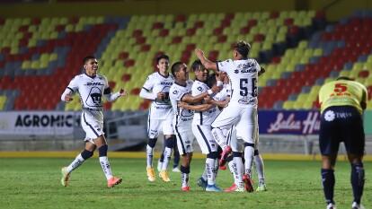 Con goles de Brayan Lozano y José Alcántara, los Pumas Tabasco se imponen en su visita al Atlético San Luis.