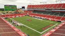 NFL quiere gente en el Super Bowl LV