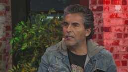 Raúl Araiza revela que una vez durmió con una chica y esta aprovechó para robarle hasta la tele