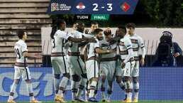 ¡Final de alarido! Rúben Dias le da el triunfo a Portugal