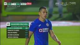 'Cata' Domínguez empata a Nacho Flores con más juegos en Cruz Azul