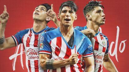 Alan Pulido suma 12 goles en el Apertura '19, superando los siete que marcó con Tigres en 2013. Su mejor torneo como goleador antes del actual.