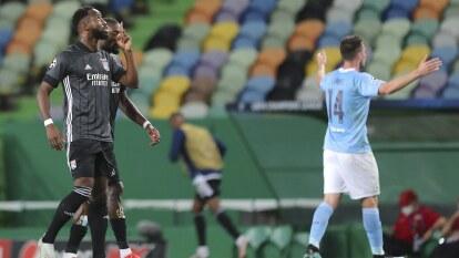 Lyon da la campanada y despacha al Manchester City | El conjunto francés derrotó 3-1 al cuadro de Pep Guardiola; ahora buscarán vencer al Bayern para llegar a la final de la competición.