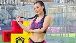 Brenda Zambrano presume sus mejores pasos de baile en TikTok