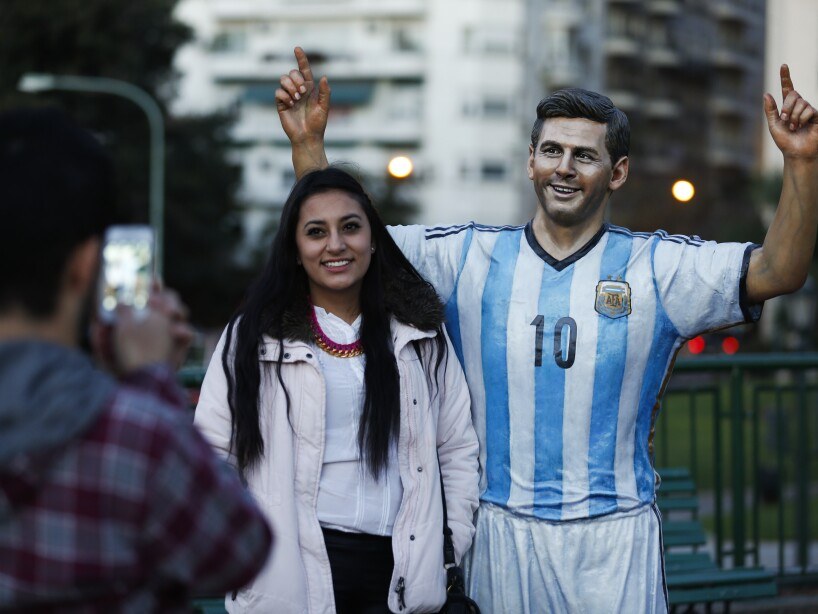 Argentina WCup Daily Life